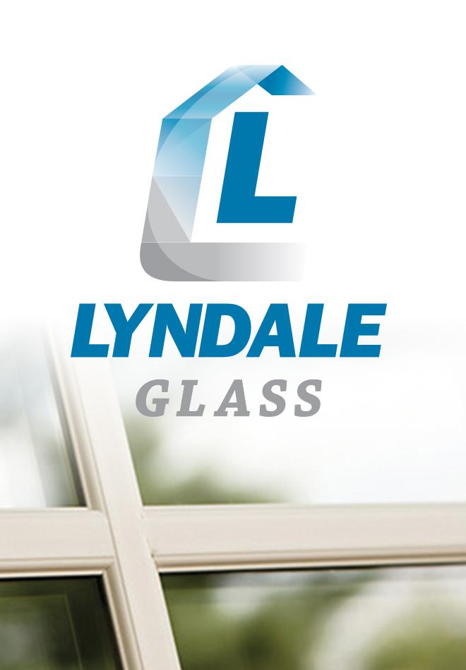 Lyndale Glass logo.